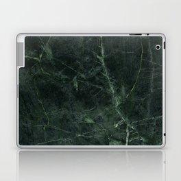 Dark Green Marble Texture Stone Laptop & iPad Skin