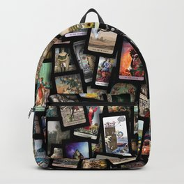 TAROT DECK Backpack