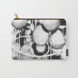 Mirny Buttery - From Above Carry-All Pouch