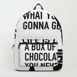 Forest Gump - movie Backpack