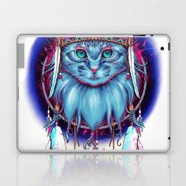 Dreamcatcher Cat Laptop & iPad Skin