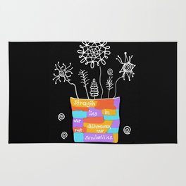 Strength Lies in Our Differences Rug