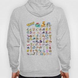 Pokémon - Gotta derp 'em all! - White edition Hoody