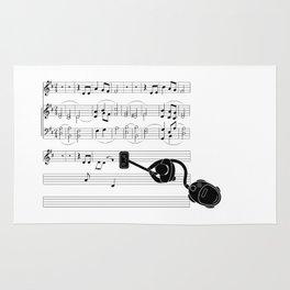 Vacuum sound Rug