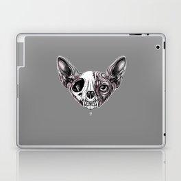 Shynx Half Skull Laptop & iPad Skin