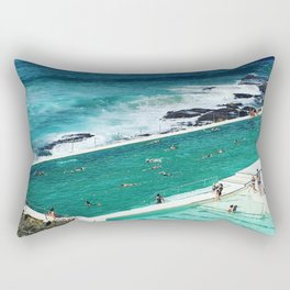 Bondi living Rectangular Pillow