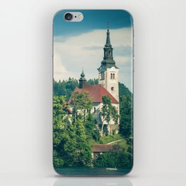 Lake Bled, Slovenia 1 iPhone Skin