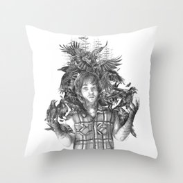 Pablo Throw Pillow