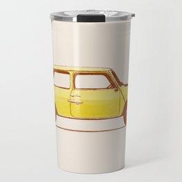 Famous Car #1 - Mini Cooper Travel Mug