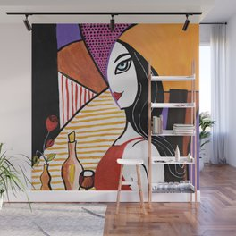Girls Night Out Wall Mural