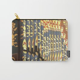 Colourful Music Carry-All Pouch