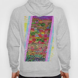 Color Town Hoody