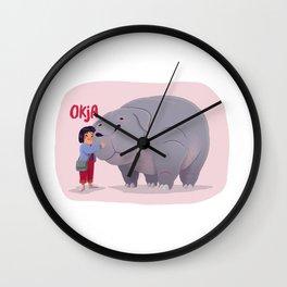 OKJA Wall Clock