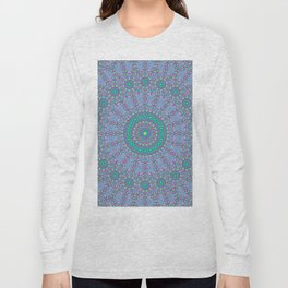 Pastel Mandala 2 Long Sleeve T-shirt