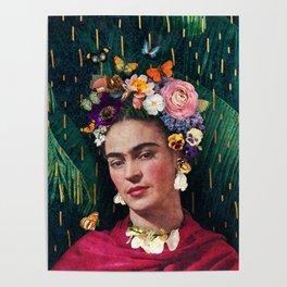 Frida Kahlo :: World Women's Day Poster