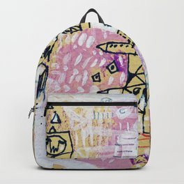 Progress is a Labyrinth Backpack