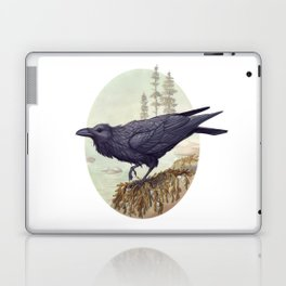 Raven of the North Atlantic Laptop & iPad Skin