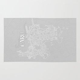 LARU Grey Rug