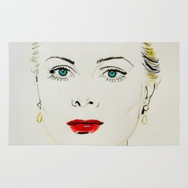 Grace Kelly Rug