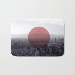 Fuji in the Distance - Remastered Bath Mat