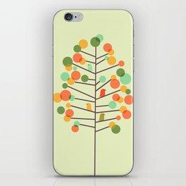 Happy Tree - Tweet Tweet iPhone Skin