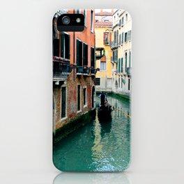 Venice Streets iPhone Case