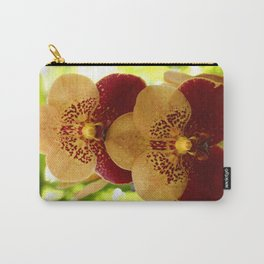 Joy And Happyness Carry-All Pouch