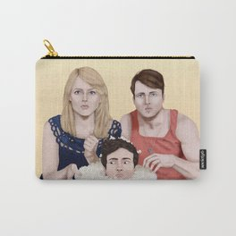Everyone's up for popcorn Carry-All Pouch