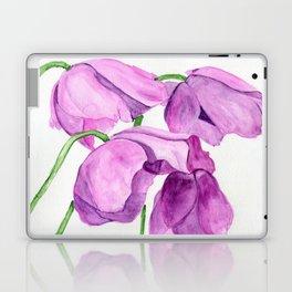 Huddled Against The Winds Laptop & iPad Skin