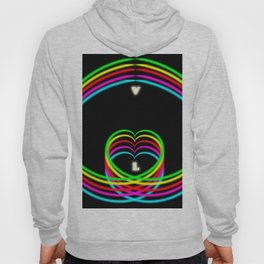 Girlie Concept - Ring of hearts Hoody