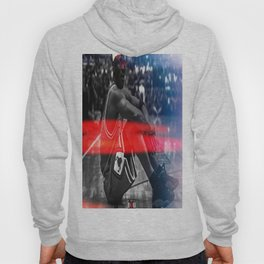 MJ RED LINE SOLE Hoody