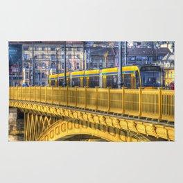 Margaret Bridge Budapest Rug