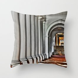 Pathway to Learning Throw Pillow