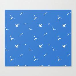Birds in the Sky Canvas Print