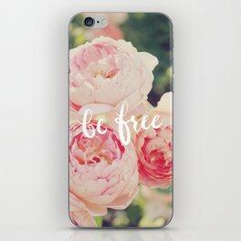 be free iPhone Skin
