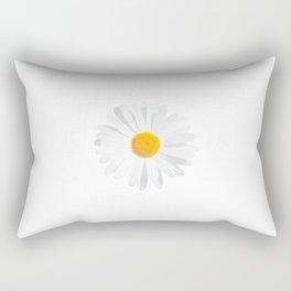 chamomile daisy Rectangular Pillow