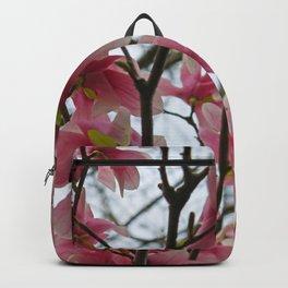 Pink Flowers Everywhere Backpack