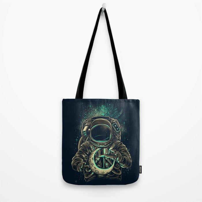 Moon Keeper Tote Bag