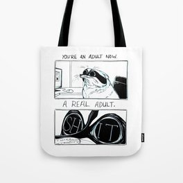 Adult Tote Bag