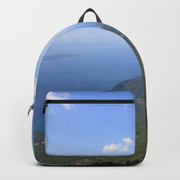 Climb Every Mountain With Wanderlust Backpack
