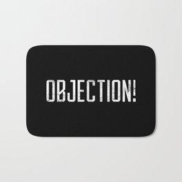 Objection! Bath Mat