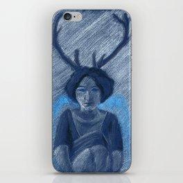 deer john iPhone Skin