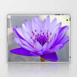 Blue Lotus In Bloom Laptop & iPad Skin