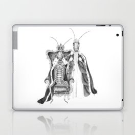 Royal Grasshoppers Laptop & iPad Skin