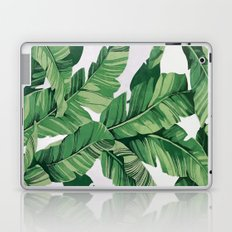 Tropical banana leaves VI Laptop & iPad Skin
