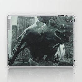 Triumph of the Bull Laptop & iPad Skin