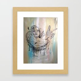 Come Dream With Me Framed Art Print