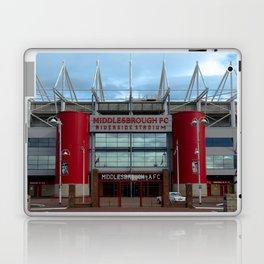 Football Stadium - Middlesbrough Laptop & iPad Skin