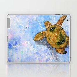 clear waters Laptop & iPad Skin
