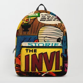 the INVISIBLE MAN Backpack